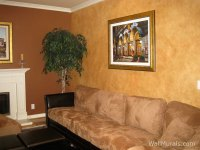 Faux Finish Wall Treatments - Wall Murals by Colette
