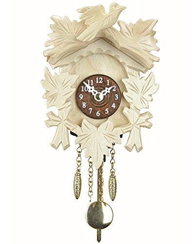 Trenkle TU 20 P Natur Black Forest Clock