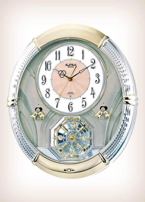 Amazing Carina Rhythm Clock 4MH785WD18