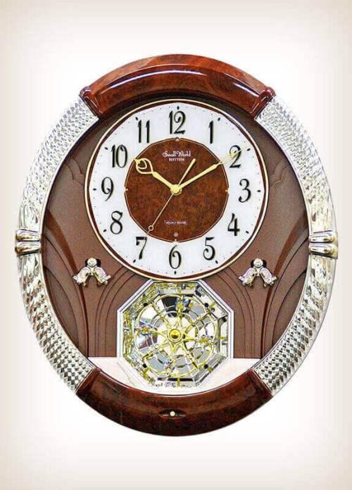Joyful Moment Rhythm Clock 4MH821WU23