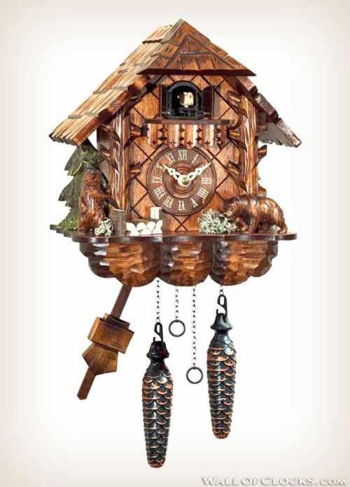 Alexander Taron 404QM Cuckoo Clock