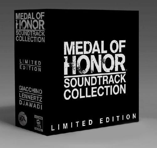 MOH Soundtrack Box