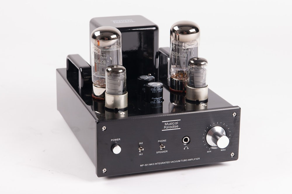 Musical Paradise Mp 301 Mk3 Integrated Tube Amp 2013