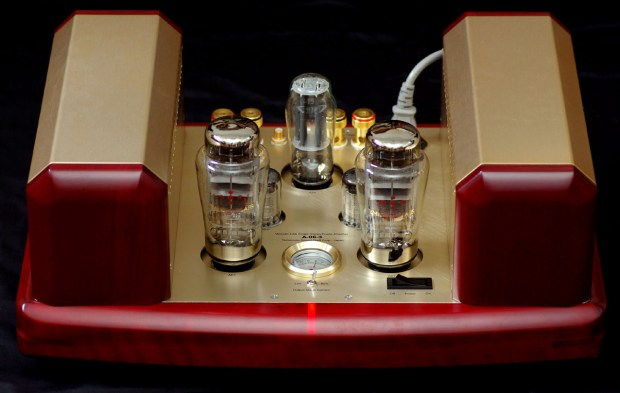 Yamamoto's A-06 amplifier. Photo courtesy of Yamamoto Sound Craft.