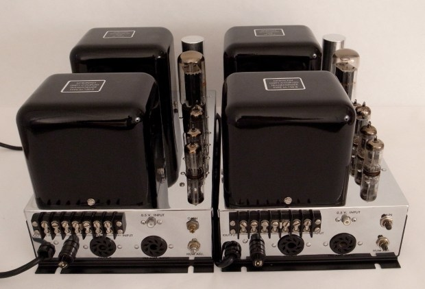 McIntosh MC30 amplifiers, professionally restored. Photo credit: vintagevacuumaudio.com