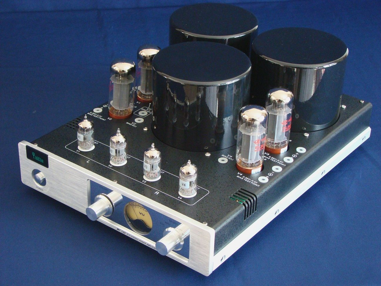 Review Yaqin Mc13s Stereo Integrated Amplifier Wall Of Sound Preamp Pushpull Circuit
