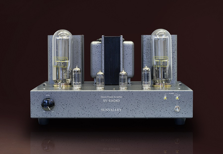 Sun Valley 211/845 SET Tube Amp Kit from Japan | Wall of
