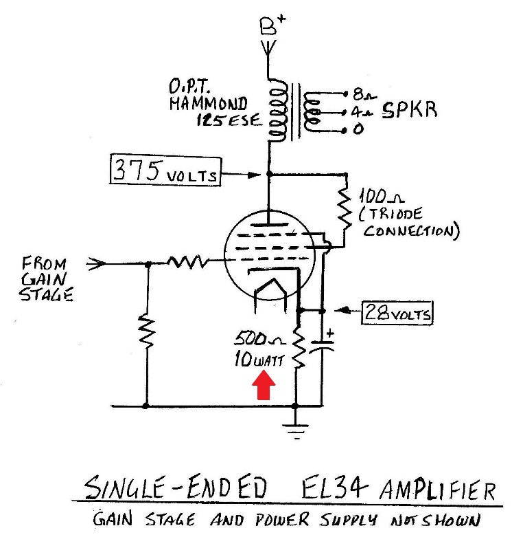 Output Tube Biasing, An Introduction – Part 2 | Wall of