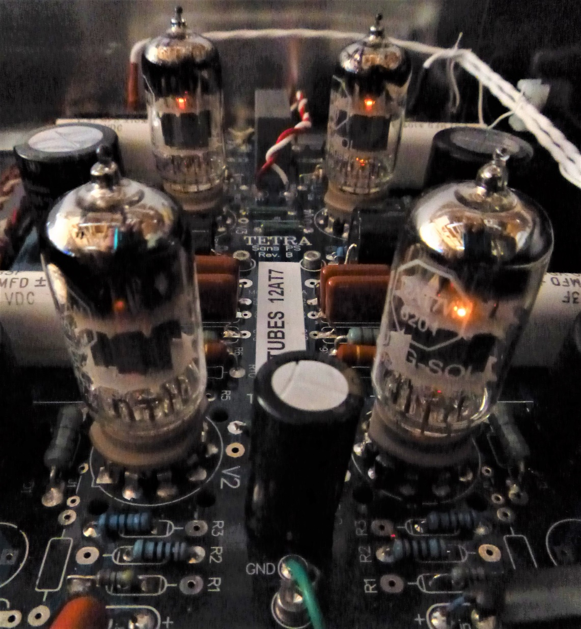 Diy All Tube Phono Stage Project Part 4 Assembling The Circuit Preamplifier Boards