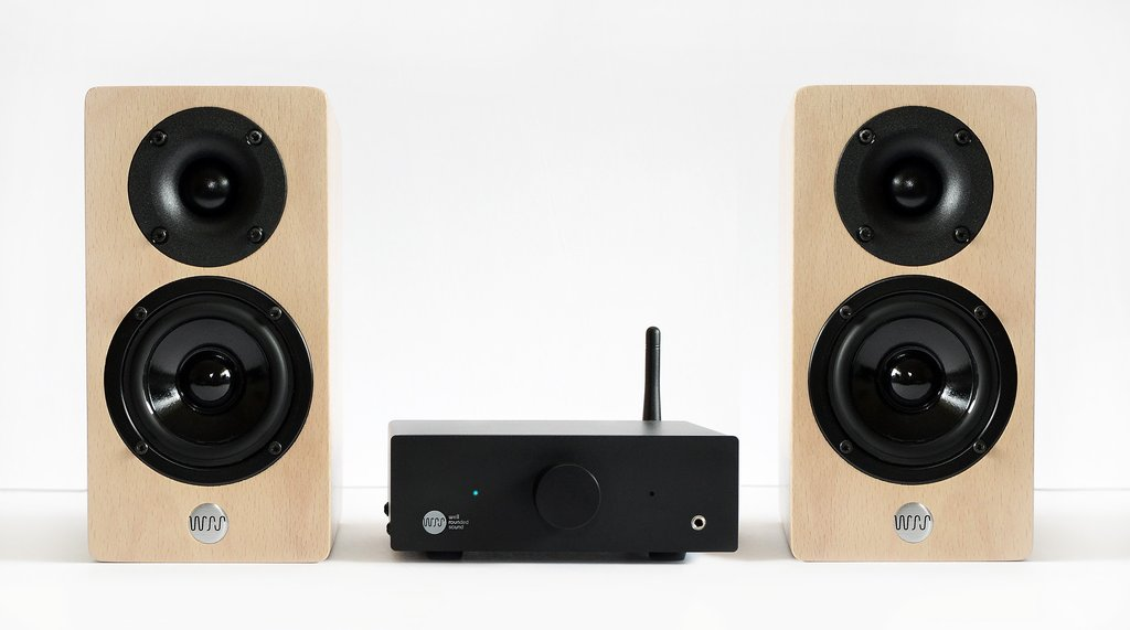 Well-Rounded Sound's MM2, MM6 Speakers, and MX BL Amp/DAC: An