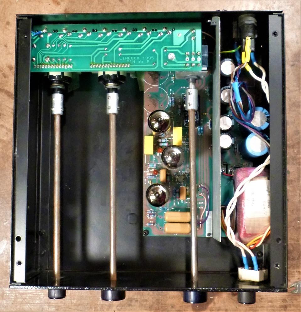 C L E A R  834L: The Rejuvenation of an Esoteric Audio