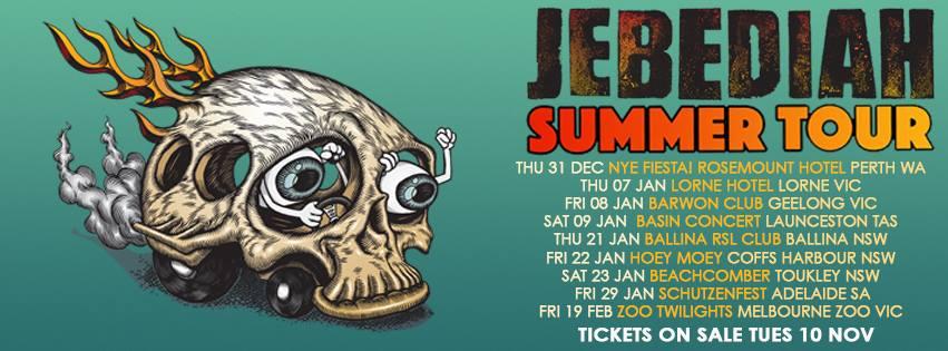 jebs summer tour