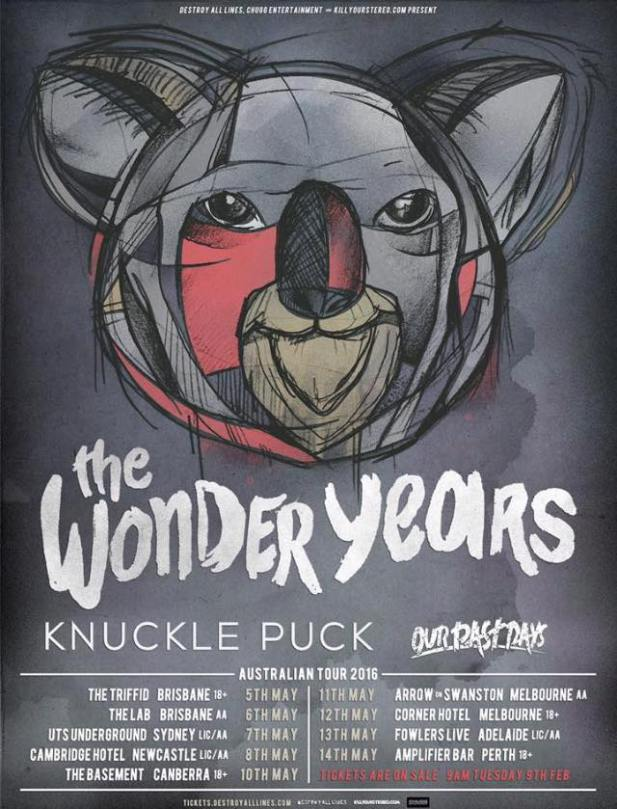 wonder tour