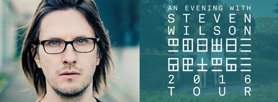 steve wilson tour