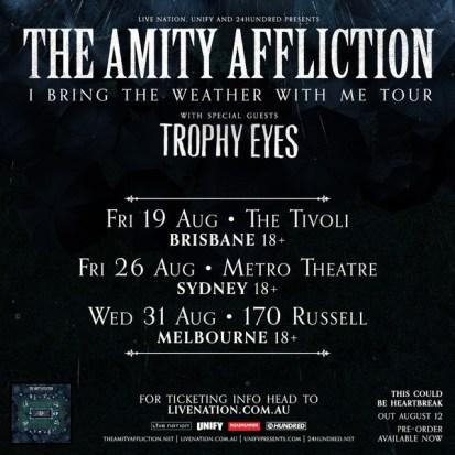 amity tour