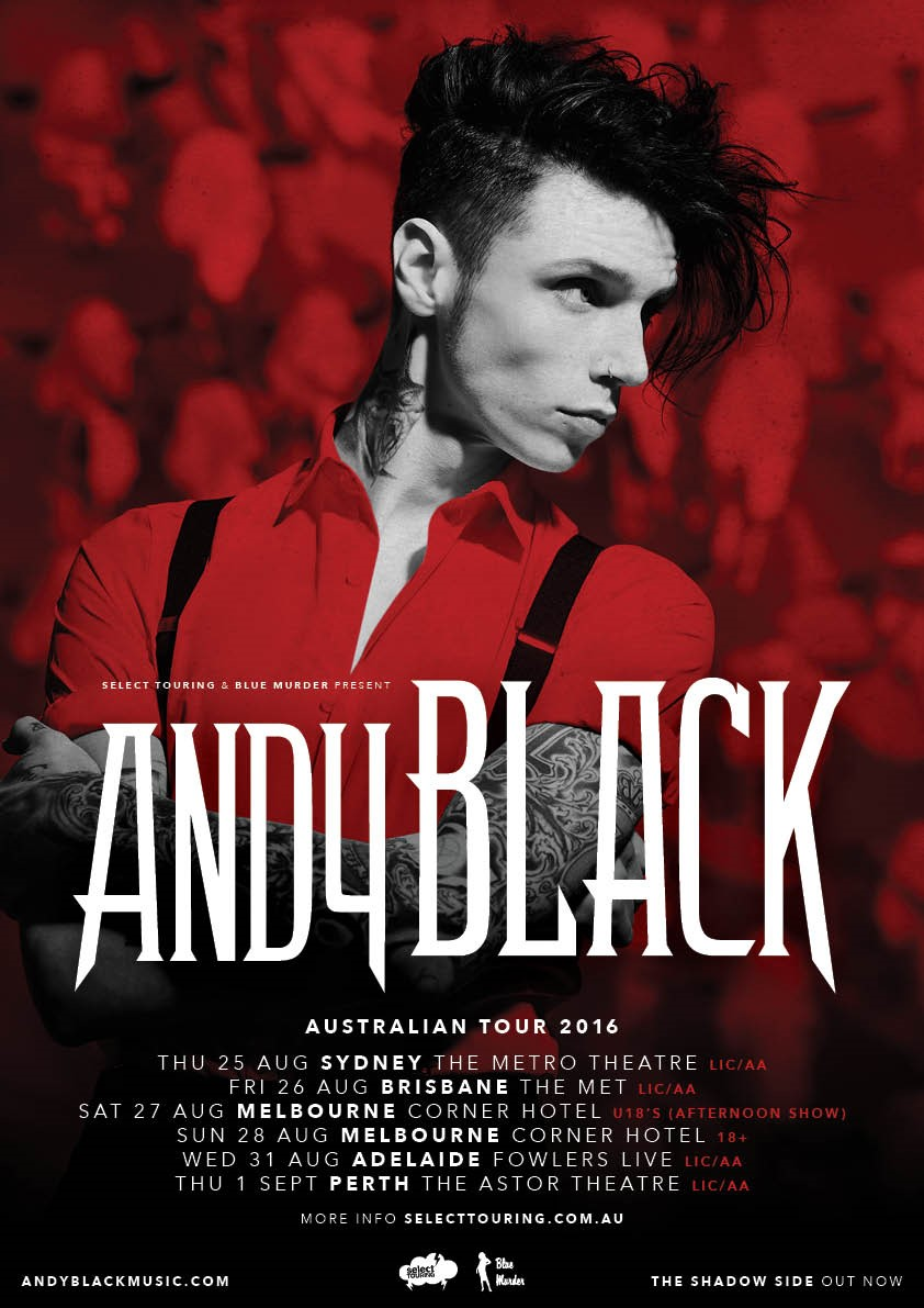 ANDYBLACKPOSTER