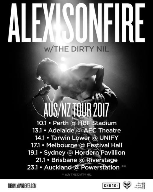 alexis tour