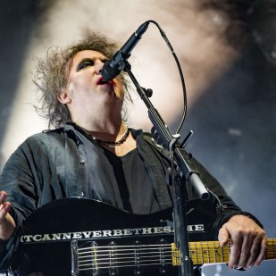 The Cure-9