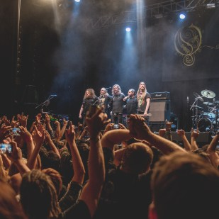 Opeth. Photo by Jerika Makela
