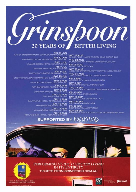 grinspoon tour