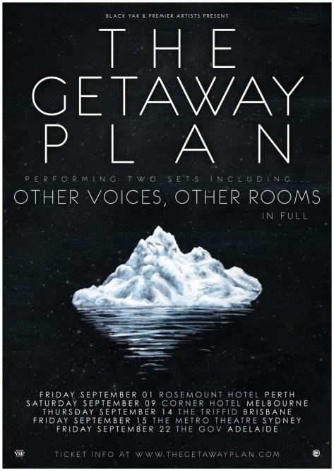 getaway anniversary tour