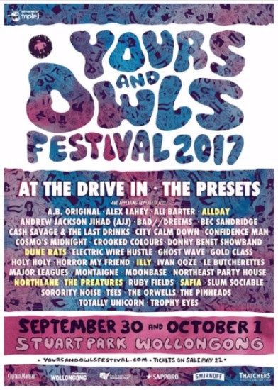 yours and owls