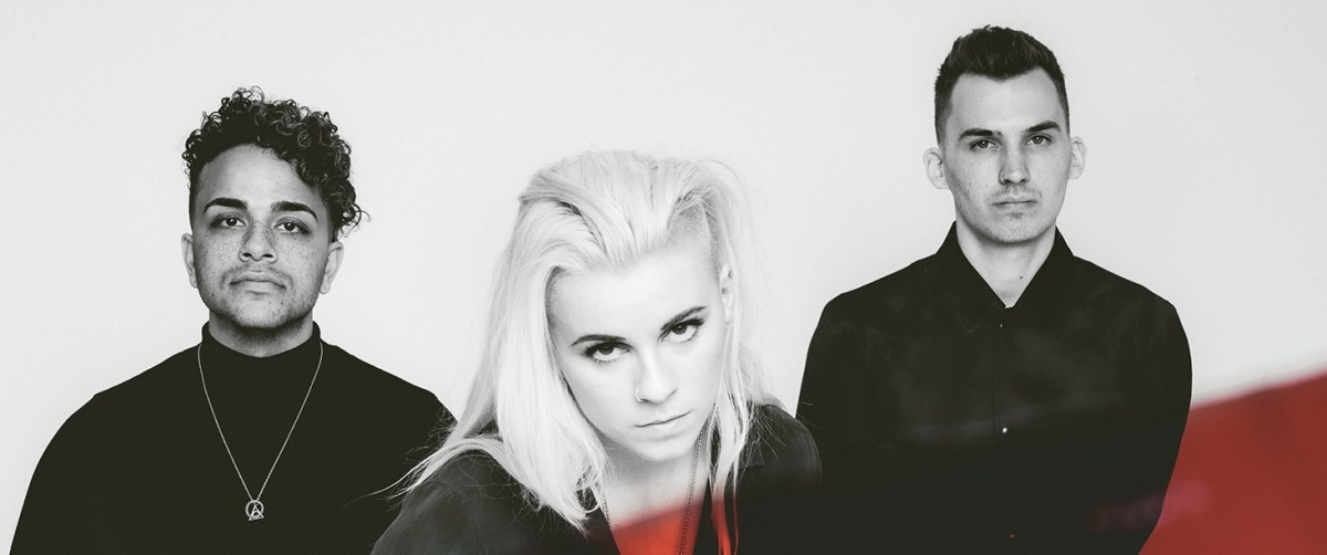 Lynn Gunn - PVRIS 'The Darkness Within'