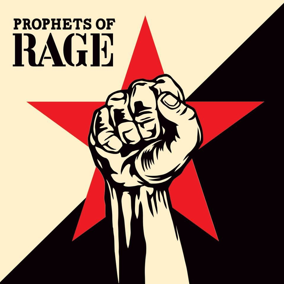 Prophets Of Rage – Self Titled (Album Review
