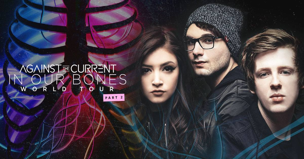 against the current live