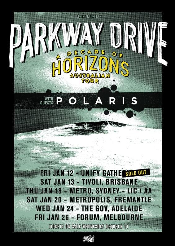 parkway tour