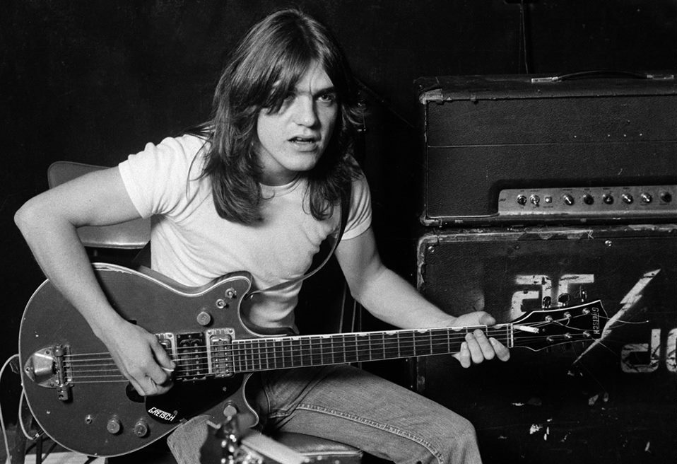 FOREVER MALCOLM YOUNG