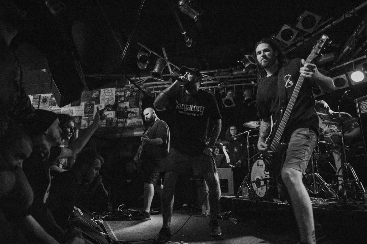 The Acacia Strain – Gig Review & Photo Gallery 12th December @ Amplifier, Perth WA