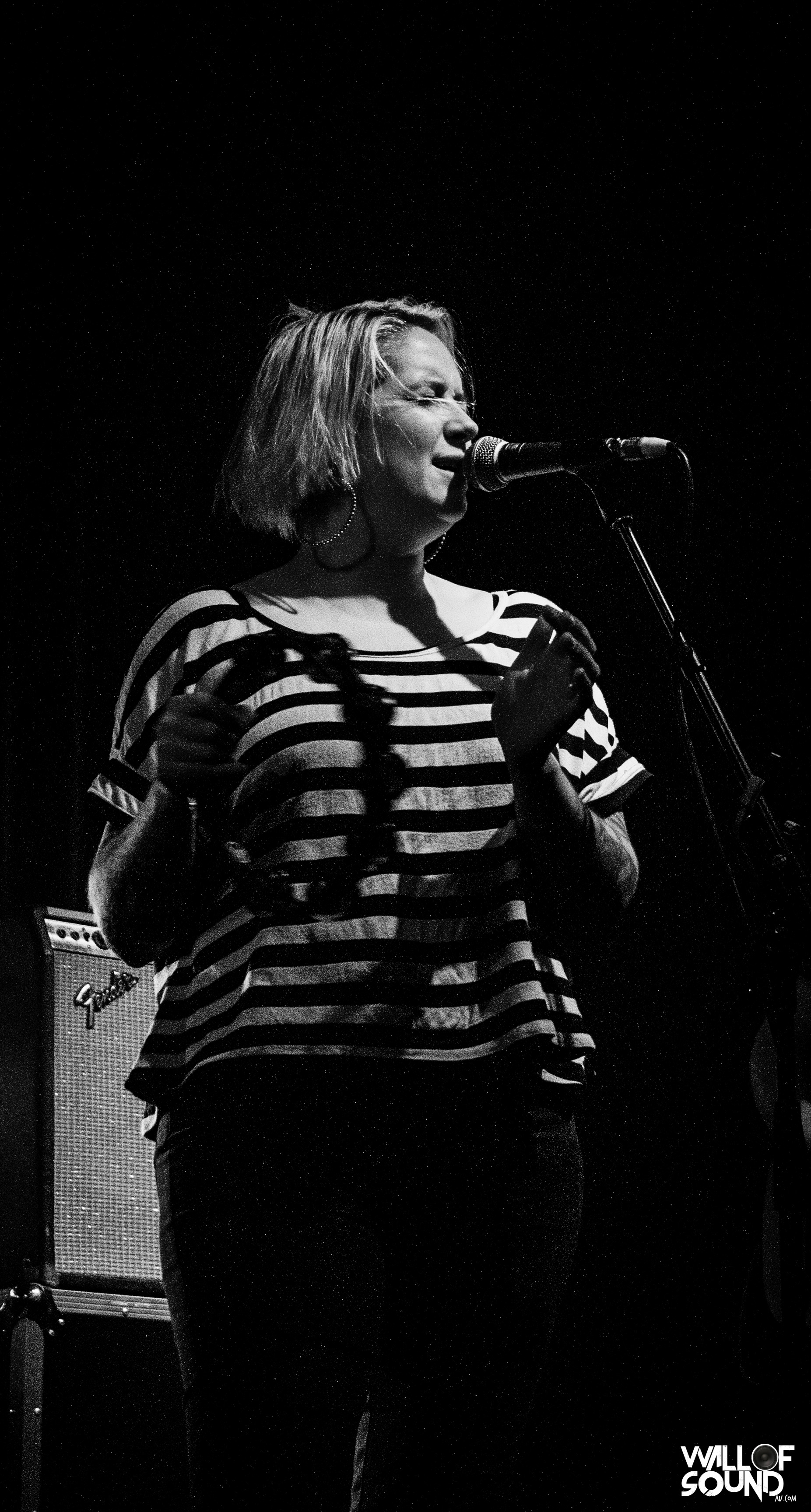 The Sugarcanes at Triffid-1