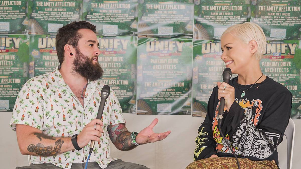 EXCLUSIVE: Tonight Alive's Jenna McDougall reveals solo record plans