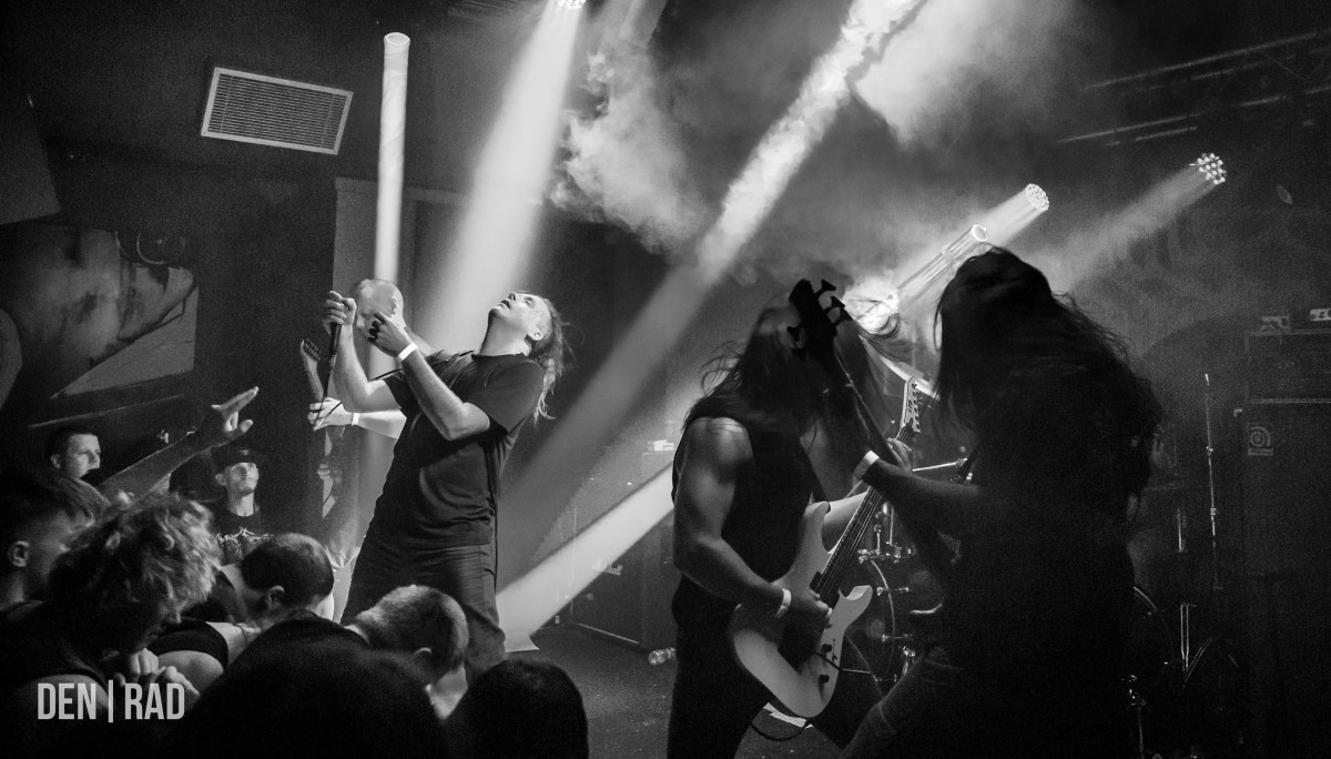 Cattle Decapitation – Gig Review & Photo Gallery 19th February @ Tetsuo, Perth WA