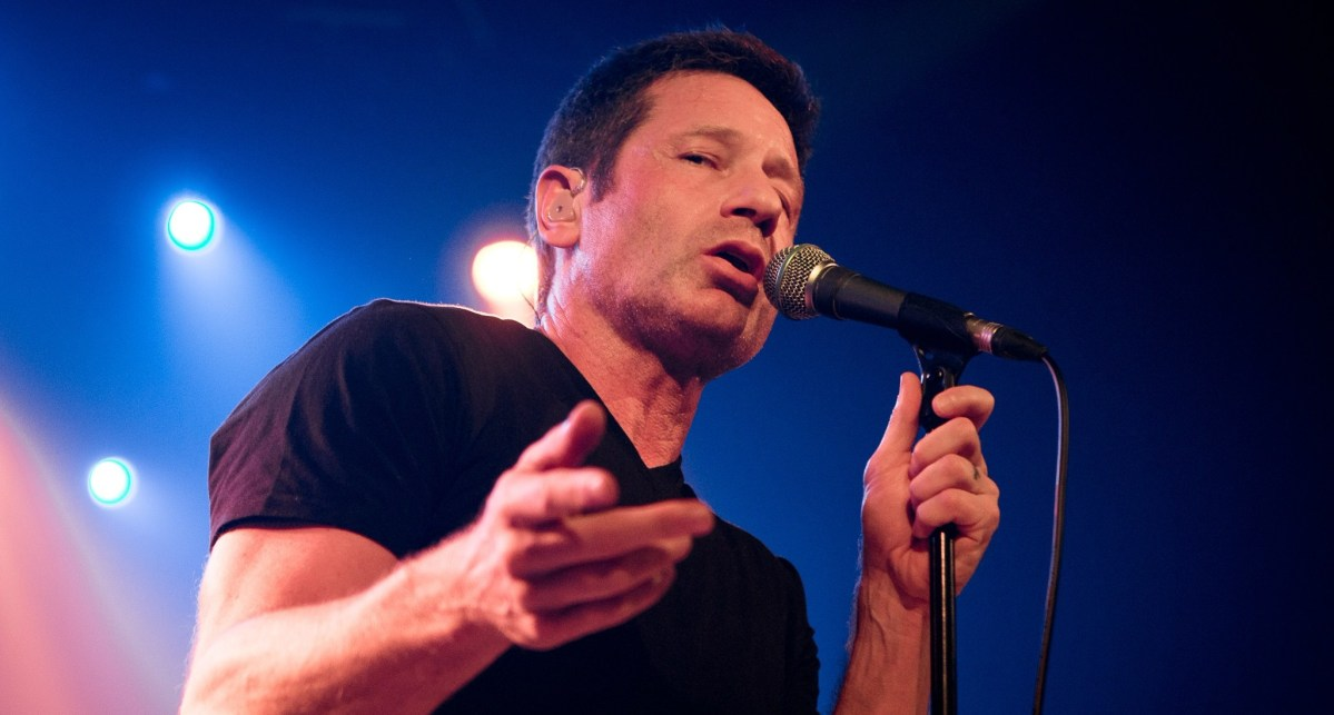 David Duchovny - Gig Review & Photo Gallery 23rd Feb @ 170 Russell, Melbourne VIC