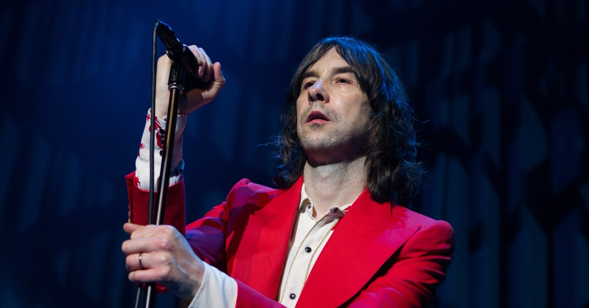 Primal Scream - Gig Review & Photo Gallery 18th February @ The Forum, Melbourne VIC