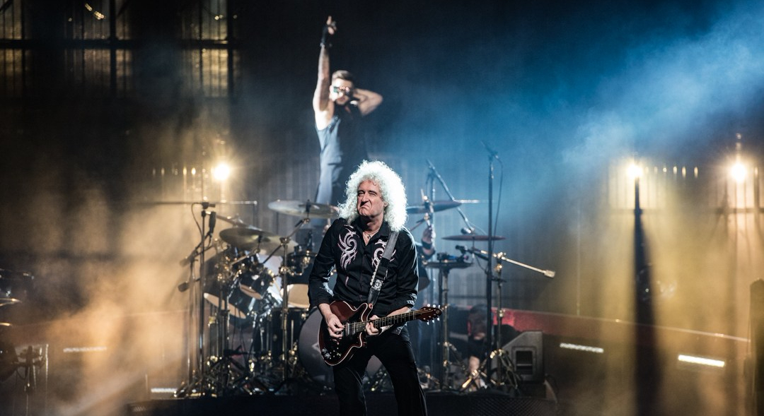 QUEEN + Adam Lambert - Gig Review & Photo Gallery 21st February @ Qudos Bank Arena, Sydney NSW