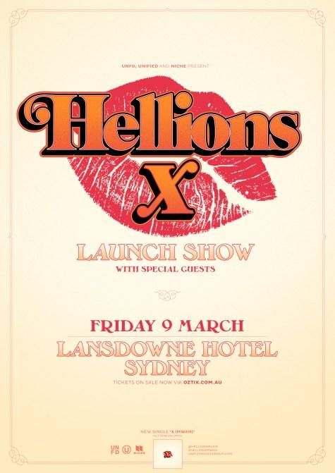 hellions x show