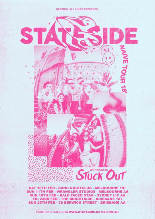 stateside tour