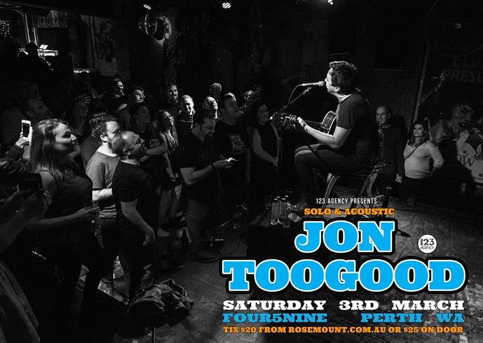 Jon Toogood Show
