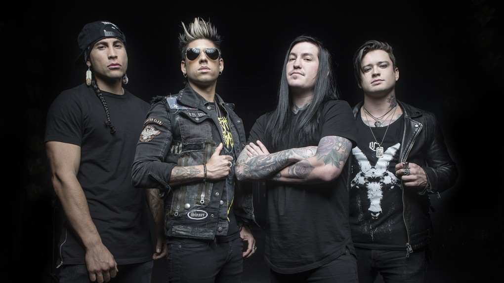 Escape The Fate are jumping on the Anniversary Tour bandwagon