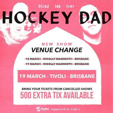 hocket dad new show