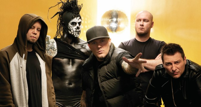 limp bizkit press