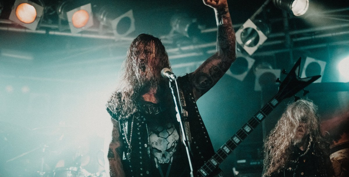Destruction – Gig Review & Photo Gallery 20th April @ Amplifier, Perth WA