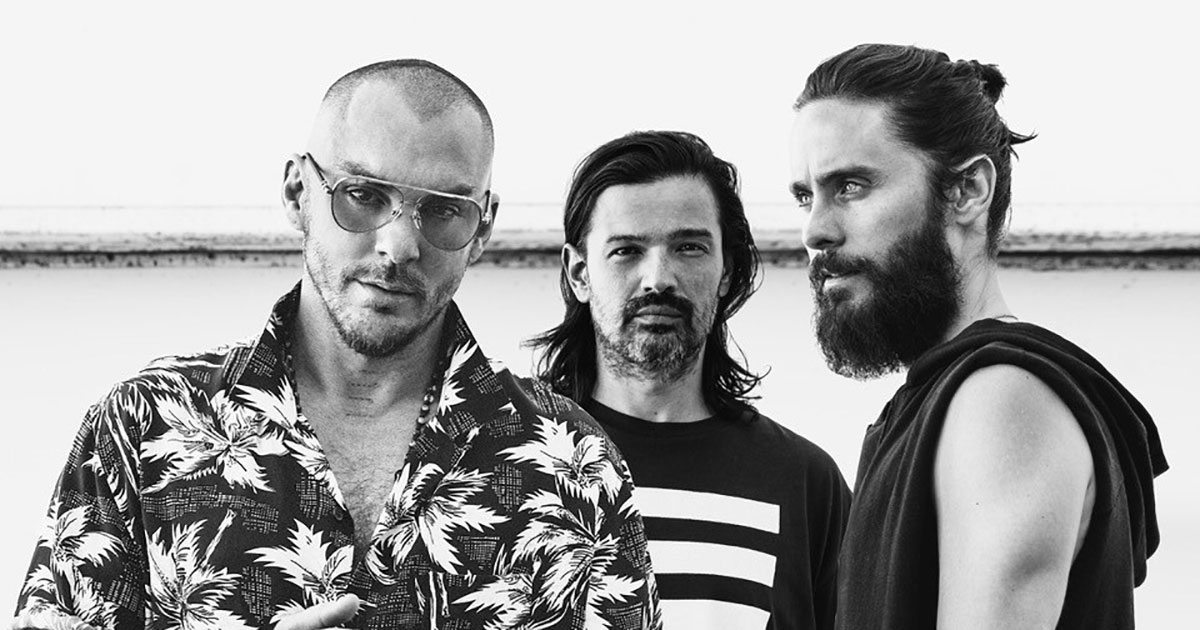 30 Seconds to Mars - 2017