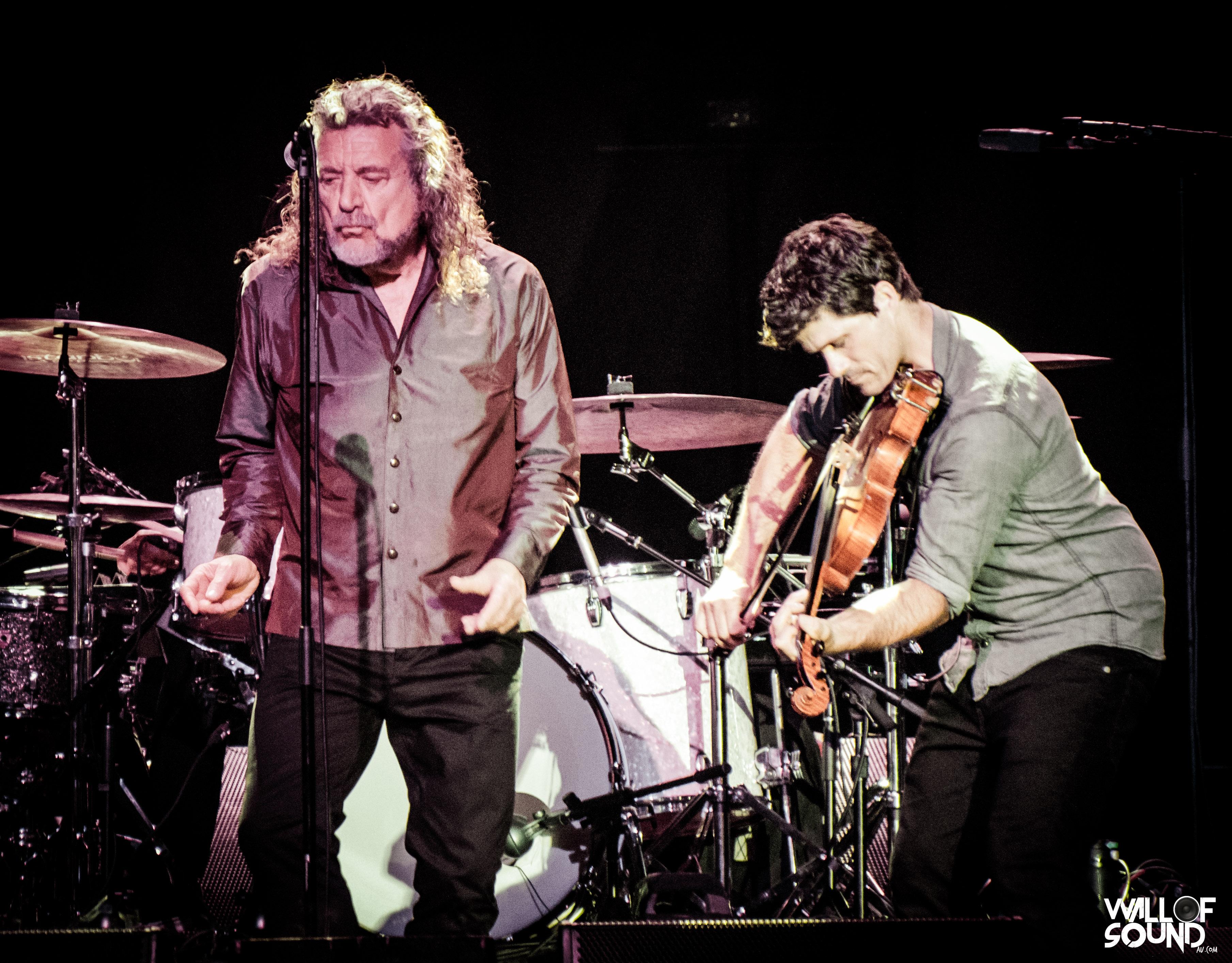 Robert Plant @ Bluesfest 18-26