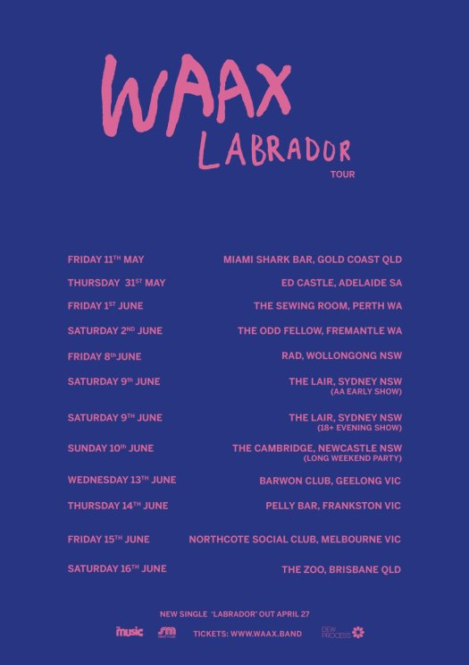 WAAX Labrador Tour