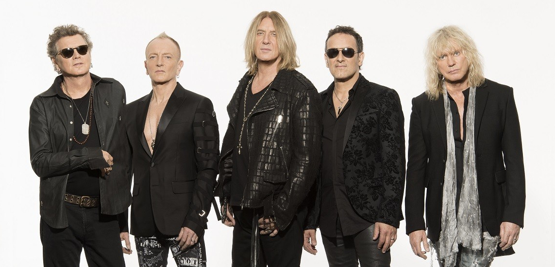 Def Leppard announce Australian Tour for November