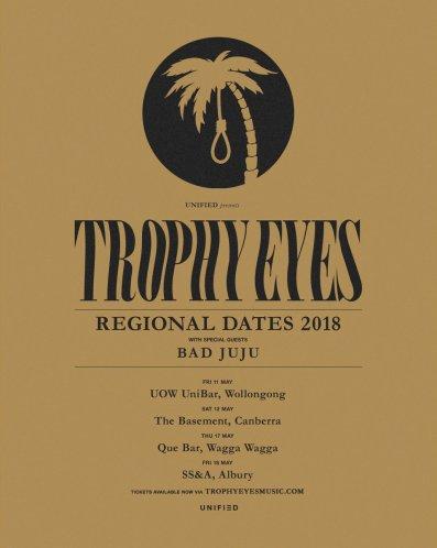 trophy eyes regional